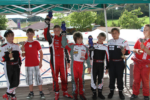 2011 Rotax Challange #3 Levier France